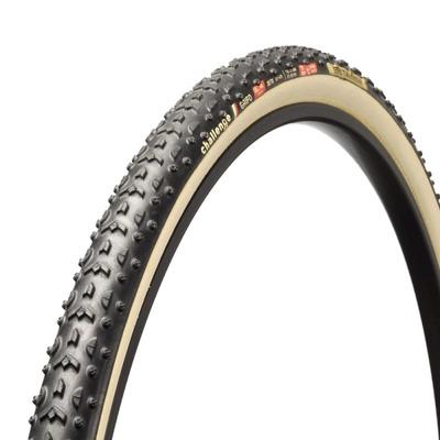 Boyau Cyclo-Cross Challenge Grifo 700x33 Noir/Blanc