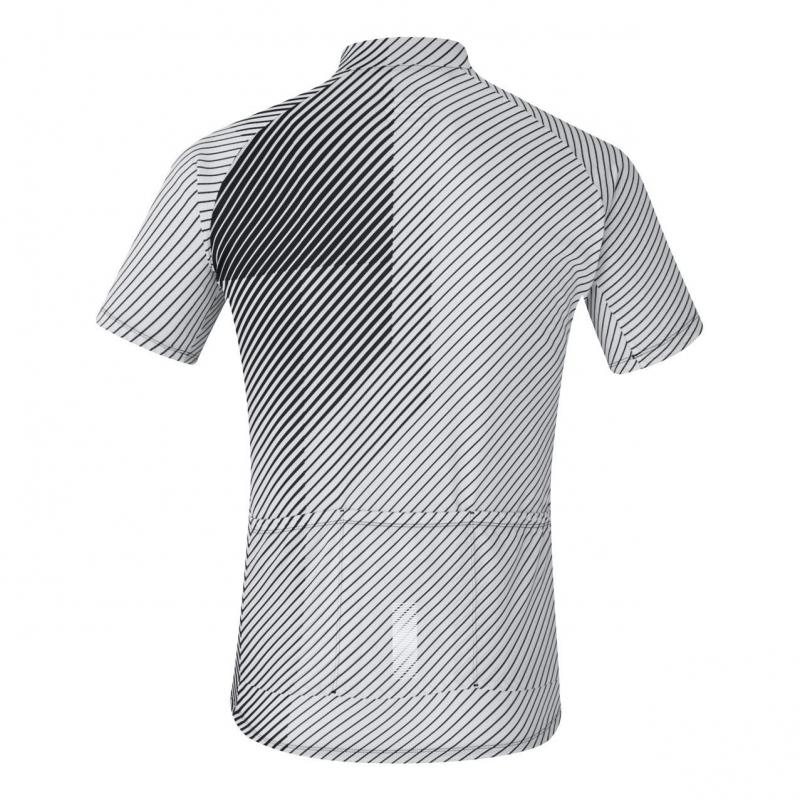 Maillot Shimano Climbers Manches courtes Blanc - 1