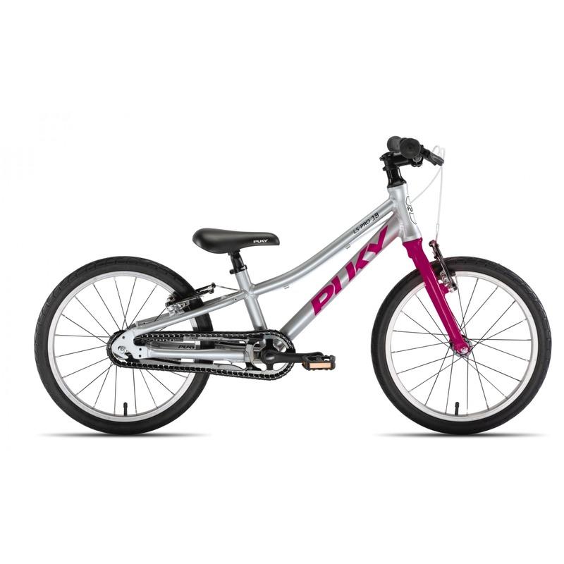 Vélo enfant Puky LS-PRO 18 Alu Gris/Violet