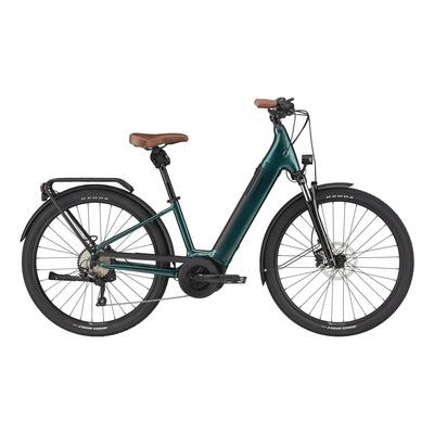 Vélo électriqueCannondaleAdventureNeo1EQVertÉmeraude2021
