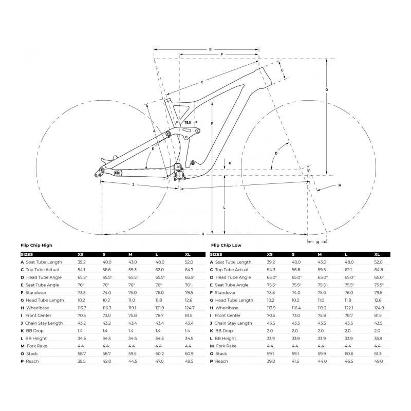 VTT GT Force Carbon Expert Bleu Moss/Vert 2020 - 1
