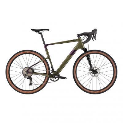 Vélo de Gravel Cannondale Topstone Carbone Lefty 3 Mantis 2021