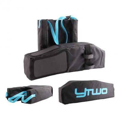 Accessoires pour housse de transport Ytwo Noir/Bleu