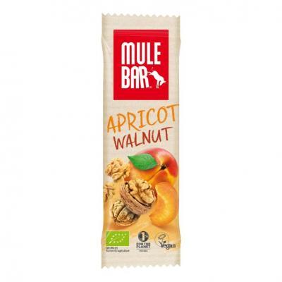 Barre énergétique Mulebar Abricot noix 40 g