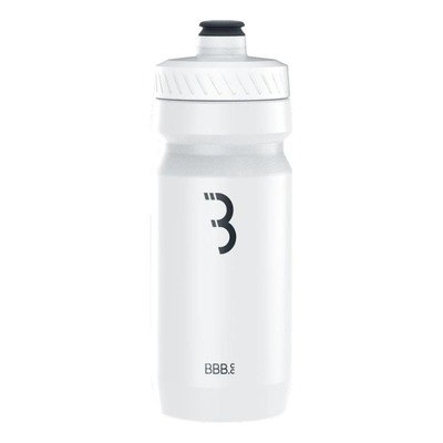 Bidon BBB AutoTank Valve autoclose 550 ml Blanc - BWB-11