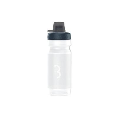 Bidon BBB avec valve AutoTank 550 ml + bouchon Mudcap Transparent – BWB-12