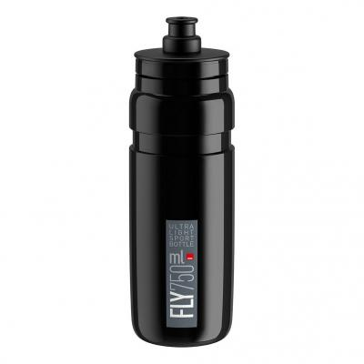 Bidon Elite Fly 750 mL Noir Logo