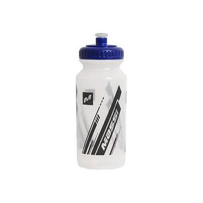 Bidon Massi Basic 500 mL Blanc Transparent/Bleu