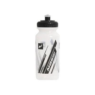 Bidon Massi Basic 500 mL Blanc Transparent/Noir