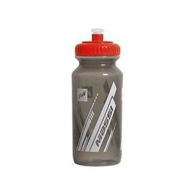 Bidon Massi Basic 500 mL Noir Transparent /Rouge