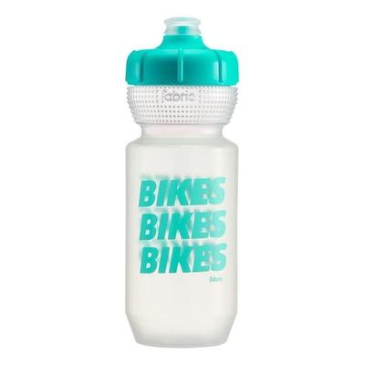 Bidon vélo Fabric Gripper Bike 750 ml Trasparent/Vert