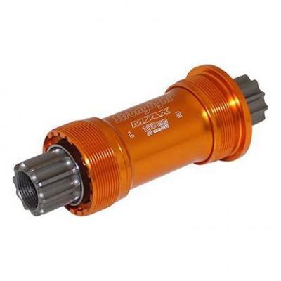 Boîtier de pédalier Stronglight JP Max ISIS 113 mm Filetage anglais