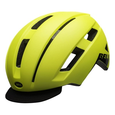 Casque Bell Daily Jaune