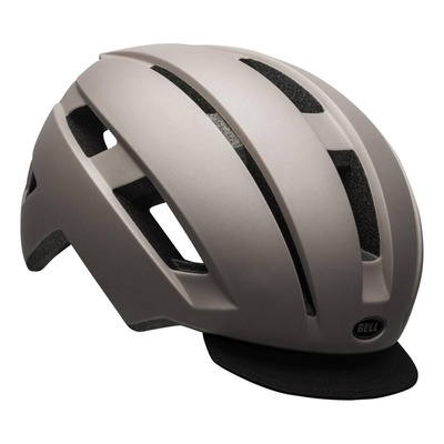 Casque Bell Daily LED Gris
