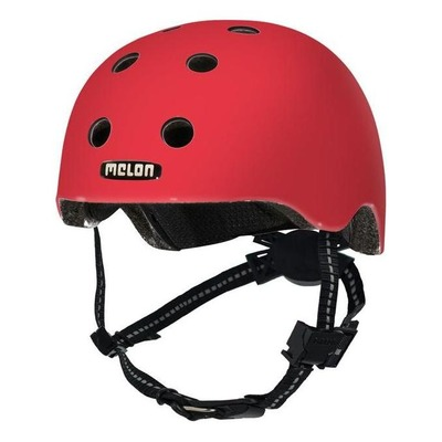 Casque enfant Melon Toddler Rainbow Red