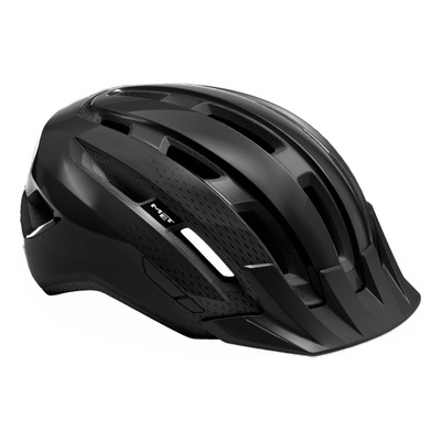 Casque MET DownTown Noir