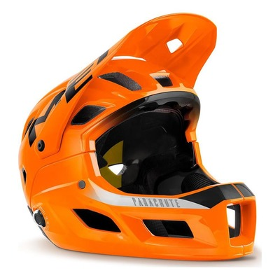 Casque MET Parachute MCR MIPS Orange/Noir