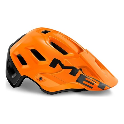Casque MET Roam MIPS Orange/Noir