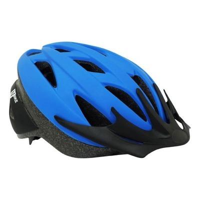 Casque vélo 54-58 cm Bleu