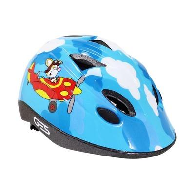 Casque vélo enfant GES Cheeky Bleu