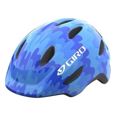 Casque vélo enfant Giro Scamp Bleu foncé