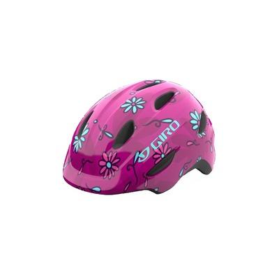 Casque vélo enfant Giro Scamp Rose foncé