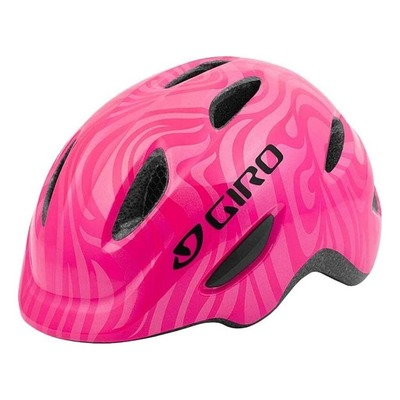 Casque vélo enfant Giro Scamp Rose