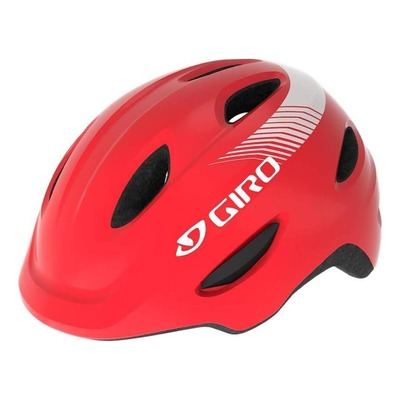 Casque vélo enfant Giro Scamp Rouge