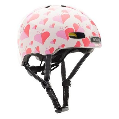 Casque vélo Nutcase Little Nutty MIPS Love Bug