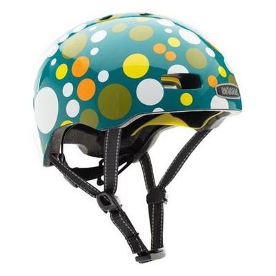 Casque vélo Nutcase Street MIPS Polka Face