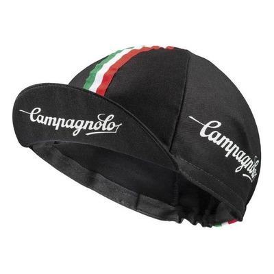Casquette vélo Campagnolo Italie Noir