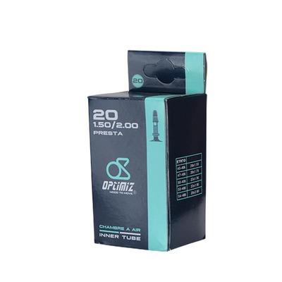 Chambre à air Optimiz 20 x 1.5/2.00 Presta 40 mm
