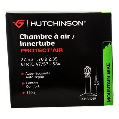 Chambre à air Hutchinson Protect'air 27.5 x 1.70/2.35 Schrader 35 mm