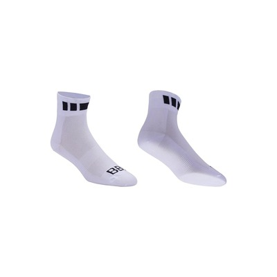 Chaussettes BBB TechnoFeet Blanc/Gris – BSO-10
