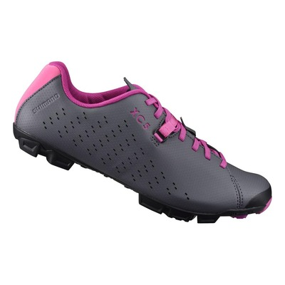 Chaussures femme Shimano XC500 W Gris/Rose