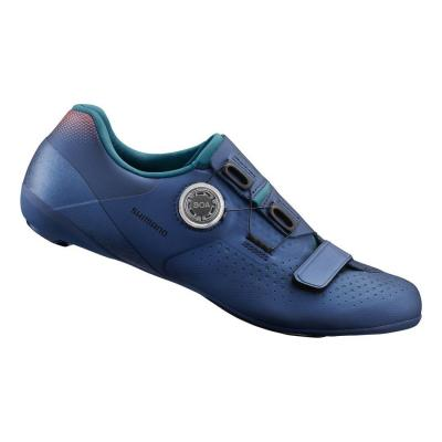 Chaussures Route femme Shimano RC500 Bleu Navy