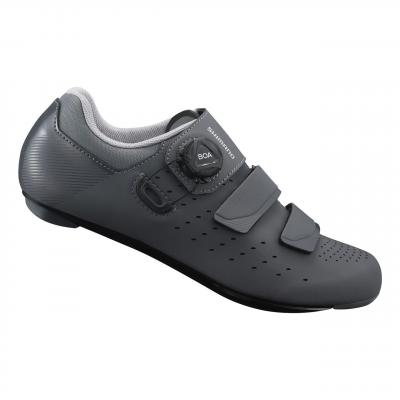 Chaussures Route Femme Shimano RP400 Gris