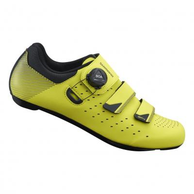 Chaussures Route Shimano RP400 Néon Jaune