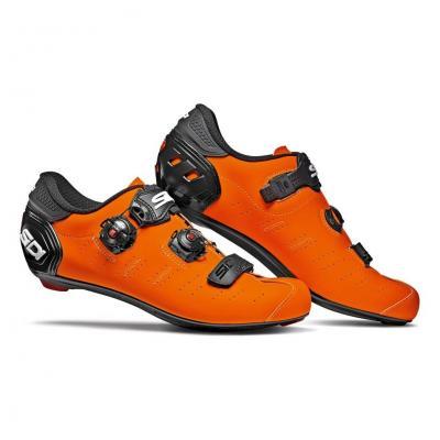 Chaussures Route Sidi Ergo 5 Orange/Noir Mat
