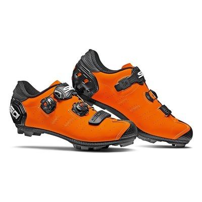 Chaussures VTT Sidi Dragon 5 SRS Orange/Noir