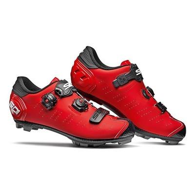 Chaussures VTT Sidi Dragon 5 SRS Rouge/Noir