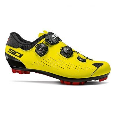 Chaussures VTT Sidi Eagle 10 Noir/Jaune