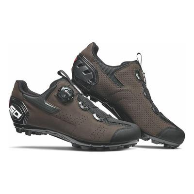 Chaussures VTT Sidi Gravel Marron