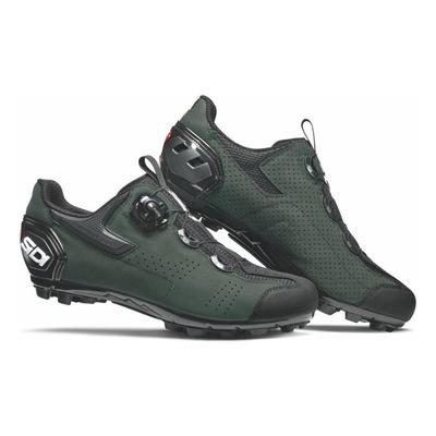 Chaussures VTT Sidi Gravel Vert