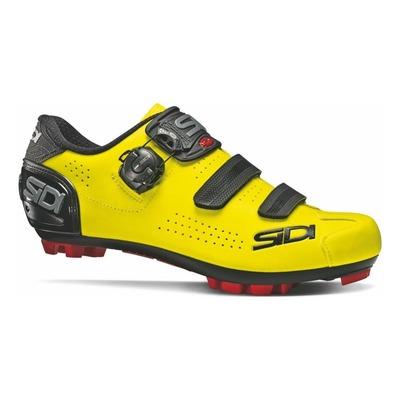 Chaussures VTT Sidi Trace 2 Jaune/Noir