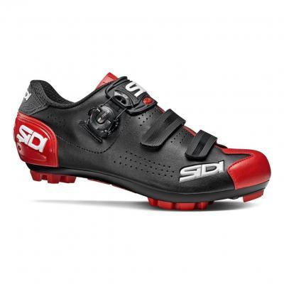 Chaussures VTT Sidi Trace 2 Noir/Rouge