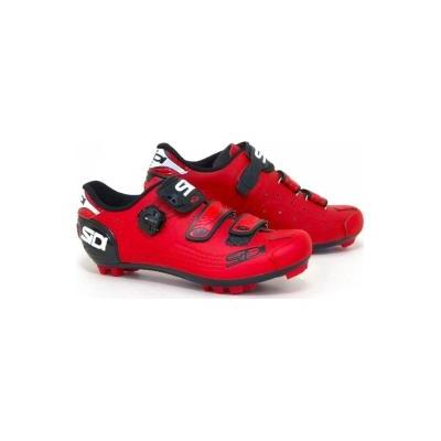 Chaussures VTT Sidi Trace Rouge