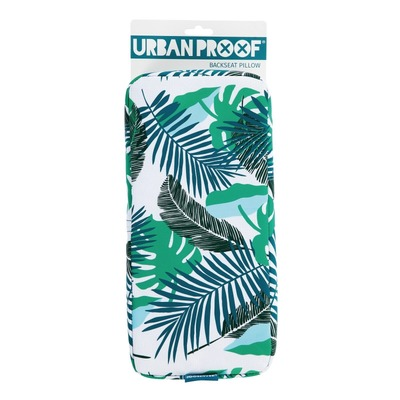 Coussin de porte-bagage Urban Proof Feuillage Vert/Blanc
