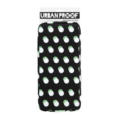 Coussin de porte-bagage Urban Proof Pois Noir/Blanc