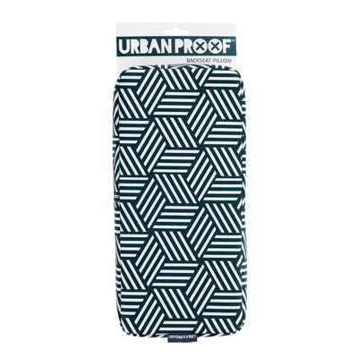 Coussin de porte-bagage Urban Proof Rayure Bleu/Blanc